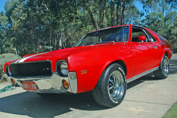Another ozziamc 1969 AMC AMX post... - 11844359