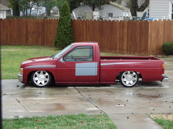ghettovampyr 1997 nissan d21 pick up specs photos modification info at cardomain. Black Bedroom Furniture Sets. Home Design Ideas