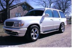 Goose40s 1996 Ford Explorer