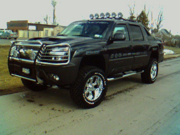 tang06 2004 chevrolet avalanche specs photos modification info at cardomain. Black Bedroom Furniture Sets. Home Design Ideas