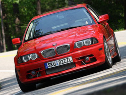 Skoodaddy 2002 BMW 3 Series