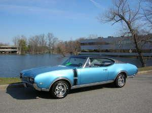 OldsGold's 1968 Oldsmobile Cutlass Supreme