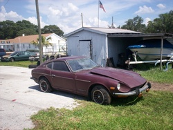 floridaZ31s 1973 Datsun 240Z