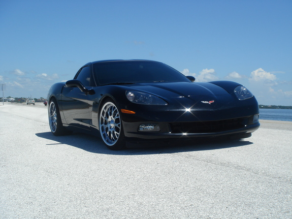 groundup 2006 Chevrolet Corvette
