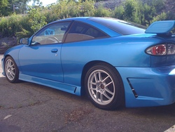 XXXLR8Rs 2001 Chevrolet Cavalier