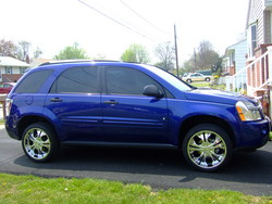 XOSTEELERSXOs 2007 Chevrolet Equinox