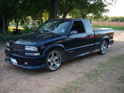 v-rides10s 2000 Chevrolet S10 Regular Cab