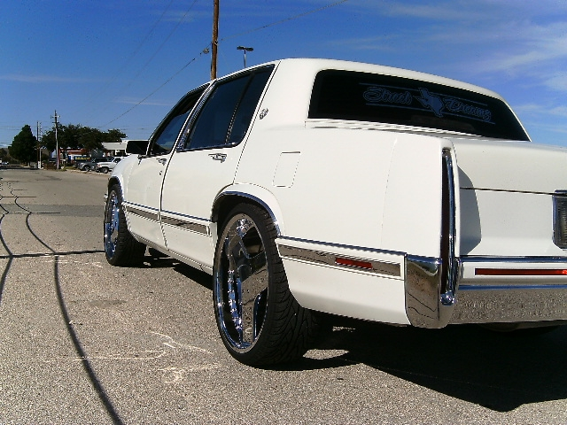 Another brandon254 1993 Cadillac DeVille post... - 11849665