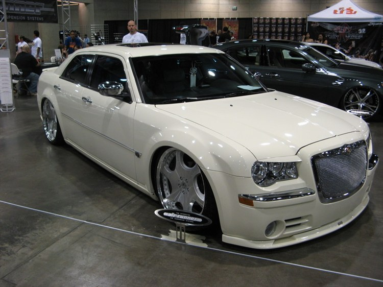 Another 300LiMiTeD 2006 Chrysler 300 post... - 11850082