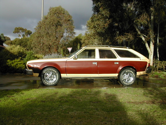 Another ozziamc 1975 AMC Hornet post... - 11850222