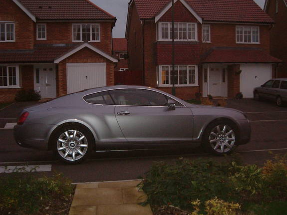 adamweal 2005 bentley continental gt specs photos. Black Bedroom Furniture Sets. Home Design Ideas