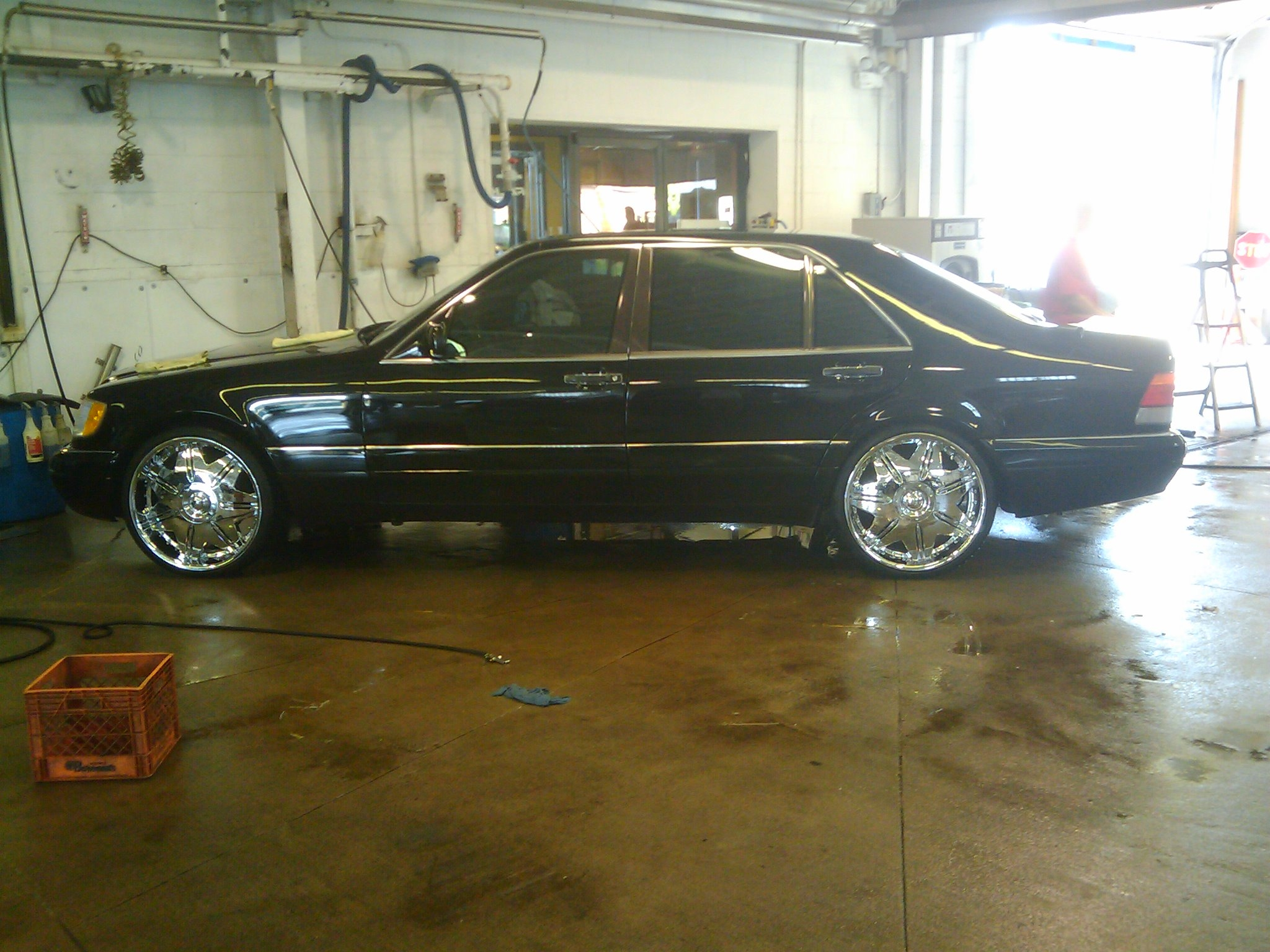 Another blacks420 1995 Mercedes-Benz S-Class post... - 11850652