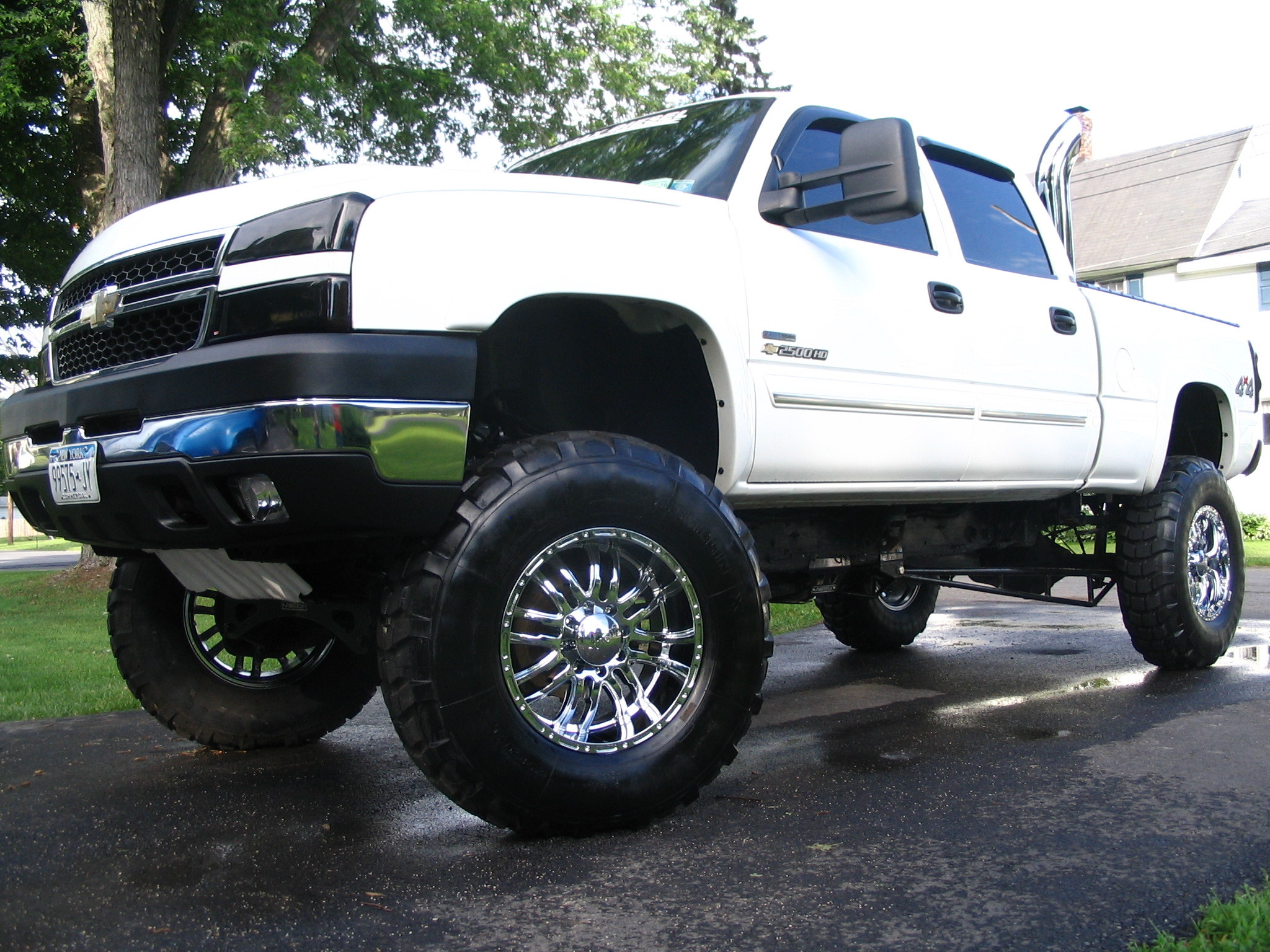 06Duramax425HD 2006 Chevrolet Silverado 1500 Regular Cab ...