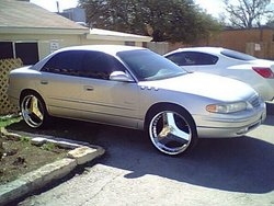 Twandws 2001 Buick Regal