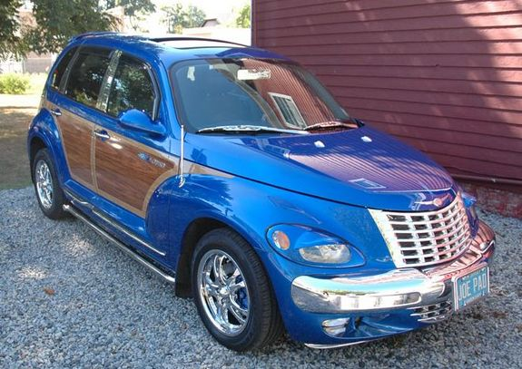 joepad 2003 chrysler pt cruiser specs photos. Black Bedroom Furniture Sets. Home Design Ideas