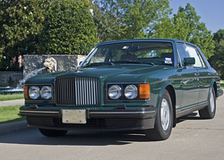 msk2193 1994 Bentley Brooklands