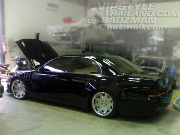 Another dj_BADZMAN 1995 Toyota Crown post... - 11876785