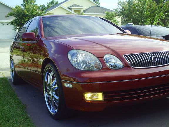 Another 69pala 1998 Lexus GS post... - 11852020