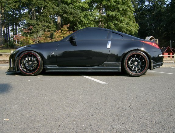 Bumpinjeeper 2007 Nissan 350Z Specs, Photos, Modification Info at ...