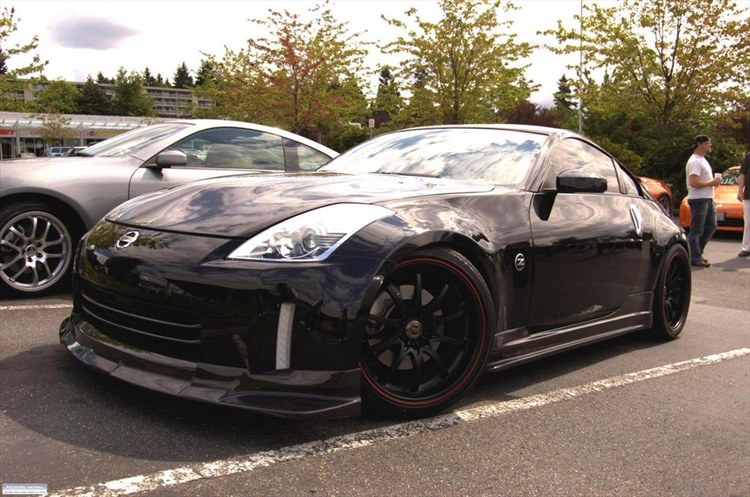 Another Bumpinjeeper 2007 Nissan 350Z post... - 11853312