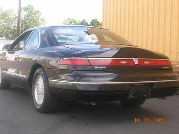 Another moahiz 1993 Lincoln Mark VIII post... - 11853360