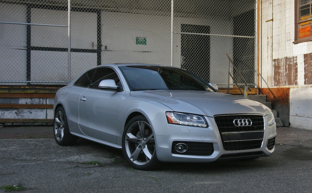 rc1320 2009 audi a5 specs photos modification info at. Black Bedroom Furniture Sets. Home Design Ideas