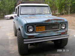 sleeping99neon 1970 International Scout