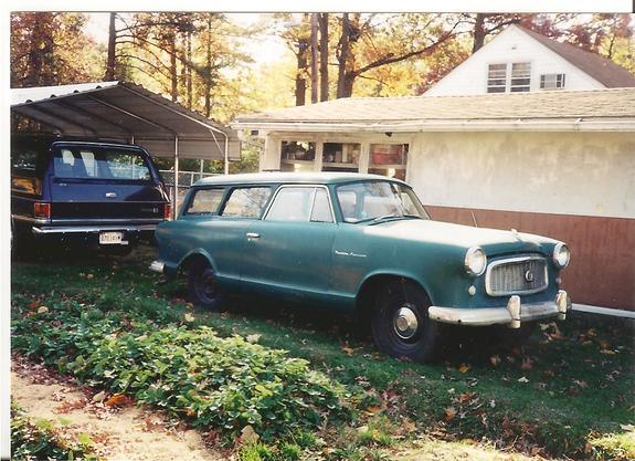 Another Buc_Starky 1960 Rambler American post... - 11852916