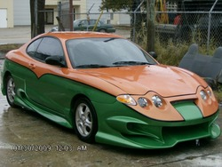 Sharkinvaders 2001 Hyundai Tiburon