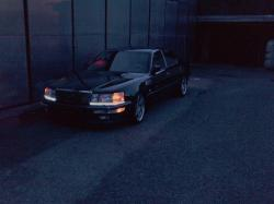 ZAGATOAS7s 1991 Lexus LS
