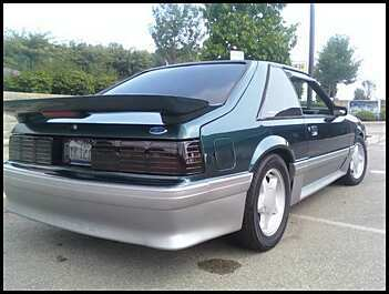 Another 2fast2-4LGA 1992 Ford Mustang post... - 11854514