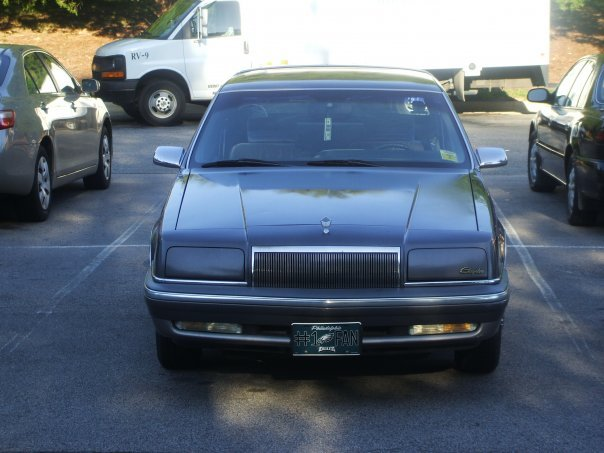 The mopar family 1993 chrysler new yorker specs photos for 1993 chrysler new yorker salon sedan