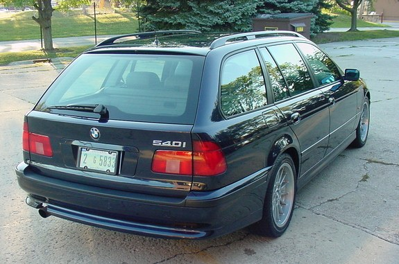 QTouring's 1999 BMW 5 Series