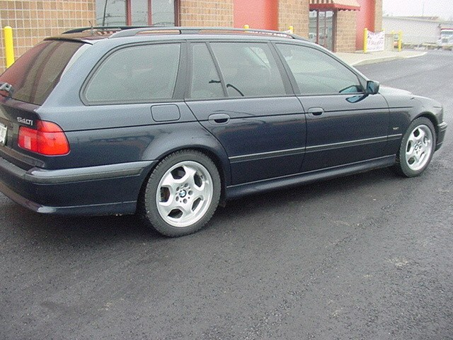 Another QTouring 1999 BMW 5 Series post... - 11856331