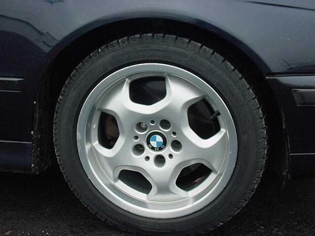 Another QTouring 1999 BMW 5 Series post... - 11856335