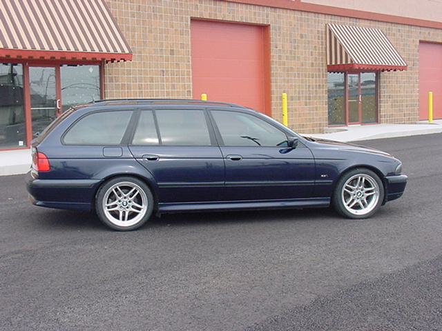 Another QTouring 1999 BMW 5 Series post... - 11856347