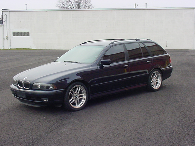Another QTouring 1999 BMW 5 Series post... - 11856352