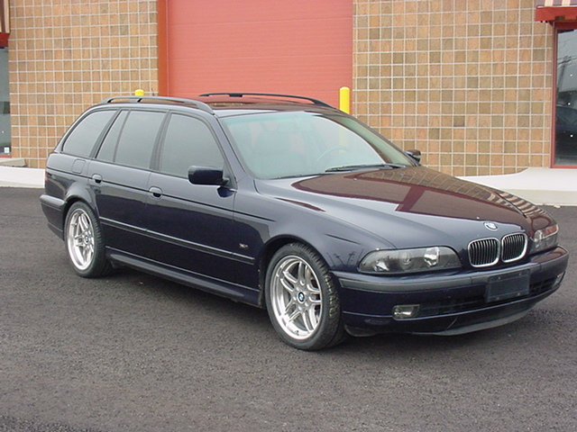 Another QTouring 1999 BMW 5 Series post... - 11856357