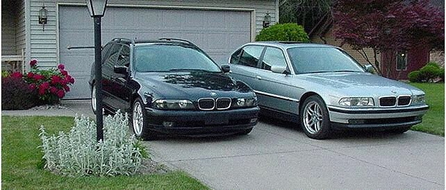 Another QTouring 1999 BMW 5 Series post... - 11856392