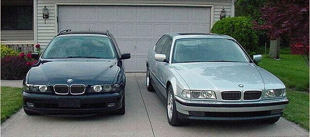 Another QTouring 1999 BMW 5 Series post... - 11856393