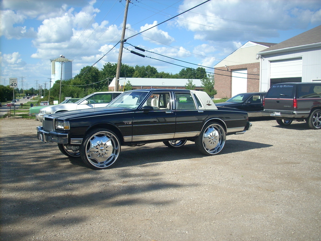 Weight Of Time >> Js-Sounds 1987 Chevrolet Caprice Specs, Photos, Modification Info at CarDomain