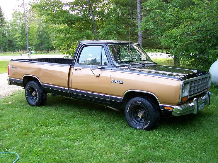 Mopar 26 1985 Dodge Ram 1500 Regular Cab Specs Photos