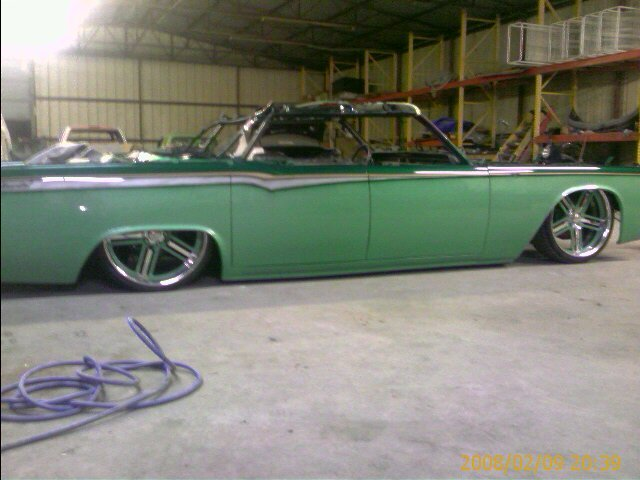 Another 4doordroper 1965 Lincoln Continental post... - 11855636