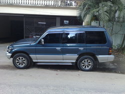 asadmos 1993 Mitsubishi Pajero