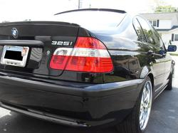 Akrivca28s 2003 BMW 3 Series