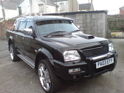 kash3838s 2003 Mitsubishi L200