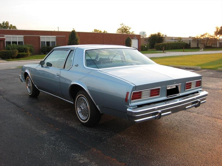 Curbside Classic: 1979 Chevrolet Malibu Coupe - The Truth