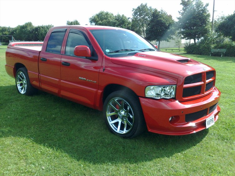59caddyhog 2005 dodge ram srt 10 specs photos modification info at cardomain. Black Bedroom Furniture Sets. Home Design Ideas