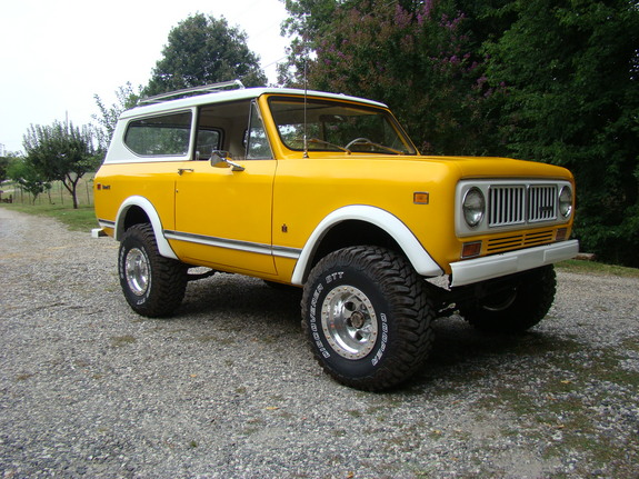 cwhite55's 1973 International Scout II