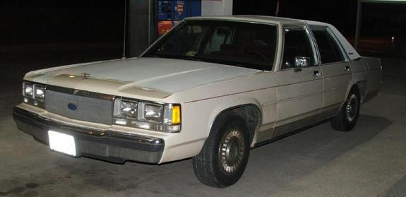 ford50only50 1991 Ford LTD Crown Victoria 9443898